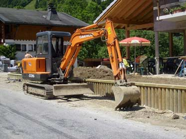 Pachon construction, excavation and masonry in Haute Savoie (74)